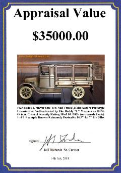 Buddy L Flivver Truck Buddy L Truck Value Guide, buying buddy l trucks,  Buddy L Toy Truck Buddy L Cars Buddy L Price Guide Buddy L Truck For Sale Free Toy Appraisals Rare Buddy L Toys www.buddylmuseum.com