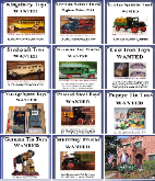 Buddy L Truck Value, Buddy L Dump Truck Value, Buddy L Fire Truck Value, Free Toy Appraisals, Buddy L Toys Reference Guide, Identification, Buying German Tin Toys